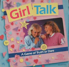 This pretty much covers being a little girl in the 90s
