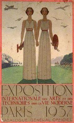 """Laurent ANTOINE """"LeMog"""" - World Expo Consultant: Exposition internationale de 1937 à Paris... par J..."""
