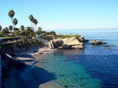 La Joya Cove in California, right outside of San Diago... learned about it watching the weather channel, such a nerd!
