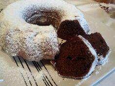 Čokoládovo-pomarančová bábovka Oreo Cupcakes, Pavlova, I Cool, Food And Drink, Sweets, Cookies, Baking, Breakfast, Ethnic Recipes