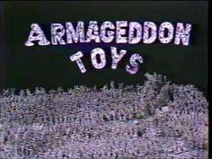 AAAA Armageddgon Toys OPENING SHOT
