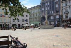 Dnes na Hlavnom námestí – Na krásnom modrom Dunaji Bratislava, Street View