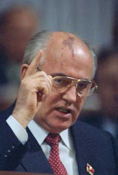 mikhail gorbachev s decisive role in a Gorbachev and new thinking in soviet foreign policy, 1987-88 in the late 1980s, soviet leader mikhail gorbachev implemented a series of changes in his country's.