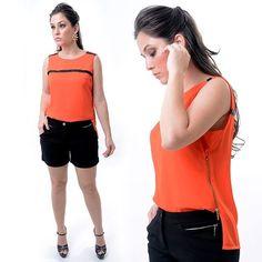 """zpr """"MODA é se vestir de acordo com que está em alta, ESTILO é ser você mesmo!"""" Corre lá no site pra conferir nossas novidades! www.lojabzbizarro.com.br #novidades #ecommerce #modarecife #charme #elegancia #ecommercebz #short #blusa #lookdodia"""
