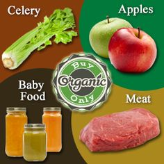 Food You Should Always Buy Organic