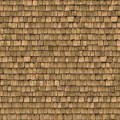 Textures Texture seamless | Wood shingle roof texture seamless 03789 | Textures - ARCHITECTURE - ROOFINGS - Shingles wood | Sketchuptexture