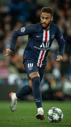 Neymar Football, Neymar Jr, Football Kits, Football Players, Paris Saint Germain Fc, Soccer Art, Soccer Memes, Lionel Messi, Psg