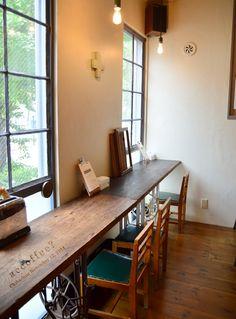 Home Decorating Sewing Projects Cafe Bistro, Bistro Restaurant, Restaurant Design, Cafe Interior, Diy Interior, Interior Design, Lounge Design, Cafe Design, Cafe Display