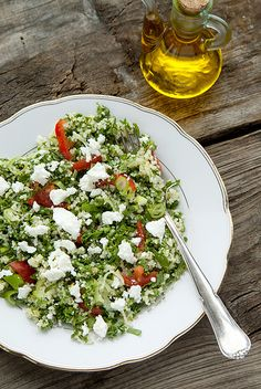 kale tabouleh by photo-copy, via Flickr