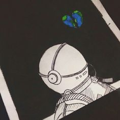 Astronaut in a land of broken hearts 2