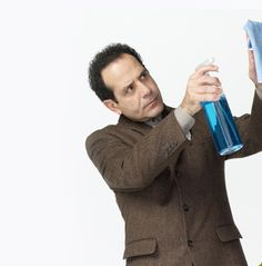 Tony Shaloub - Sorry Mr. Monk, my board's a bit on the messy side ; Detective Monk, Monk Pictures, Monk Tv Show, Adrian Monk, Tony Shalhoub, Tv Show Casting, Film Grab, Funny Scenes, Great Tv Shows