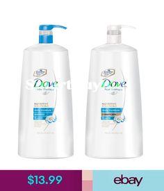 45f96a4c1c7 Dove Daily Moisture Shampoo And Conditioner (40 Oz) #ebay #Fashion  Moisturizing Shampoo