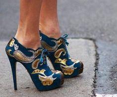 Shoe art http://www.kinneysystemshairdesign.net #SoleSearcher #Shoes
