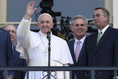 Pope Francis Makes Republicans Cry