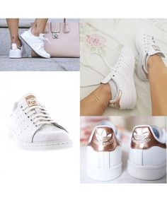 2017 Adidas Stan Smith Rose Gold Blanche Golden is definitely the style of the atmosphere, welcome to join our store.