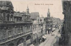 Forum Bytom - forum Bytomia :: Zobacz temat - Stare zdjęcia Germany And Prussia, Krakow, Paris Skyline, Louvre, Street View, Roots, Photographs, Travel, Poland