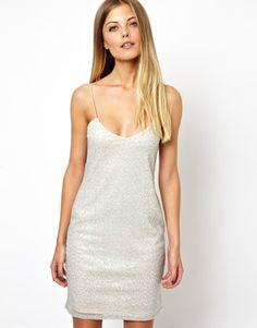 ASOS Mini Sequin Dress