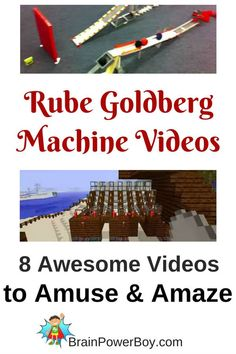 8 Rube Goldberg Mach