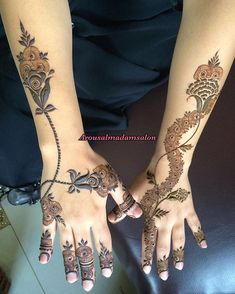 #henna #uae #henna_art #artist #hennaaddict #floralHenna #hennalove #hennawedding #7enna #dubai #instaDaily #instagram #henna_designer #Mehendi_designer #hennaForBride #art #henna_art #Hudabeauty #saloon #arousAlmadam #Beauty #beautysaloon. Taken by arousalmadamsalon on Wednesday 02. March 2016