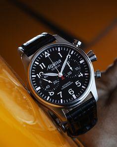 Alpina Startimer Pilot Chronograph