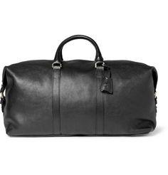 Mulberry Clipper Leather Holdall Bag   MR PORTER