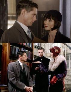 Memorable Moments ~ Miss Fisher's Murder Mysteries