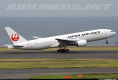 Japan Airlines - JAL JA007D Boeing 777-289 aircraft picture