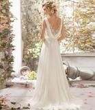 """Caitlin"" Dress. Such a beautiful wedding dress. And custom made!"