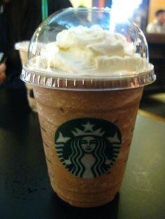 starbucks, mocha frappuccino