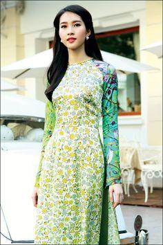 Hoa hậu Việt Nam nào xứng danh đệ nhất mĩ nữ áo dài? - Phunutoday.vn