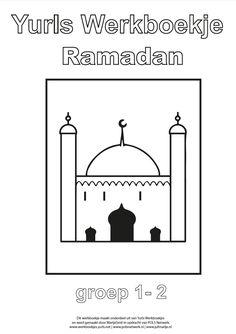 Werkboekje Ramadan voor kleuters