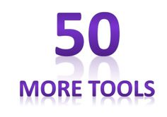50 tools that didn't quite make the 2011 Top 100 Tools for Learning list