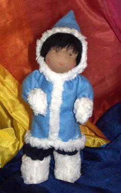 Vrije Opvoeding > Inuitfamilie
