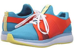 These crazy colored shoes that add a fun pop of color next to jeans or leggings. | 30 Insanely Stylish Sneakers You Can Wear With Every Outfit