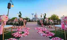 Disney World unveils new wedding venue in heart of Magic Kingdom - Chicago Tribune
