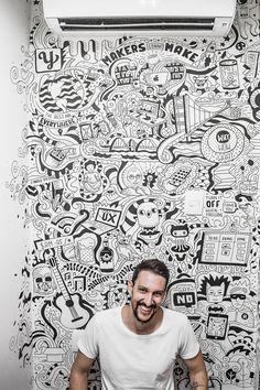Mural Art for Startaê