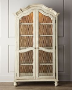 French bookcase, example for living room on each side of fireplace