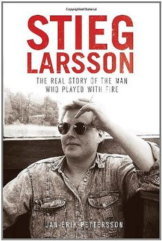 Stieg Larsson: The Real Story of the Man Who Played with ... http://www.amazon.com/dp/1402789408/ref=cm_sw_r_pi_dp_2Sxwxb12KRKER