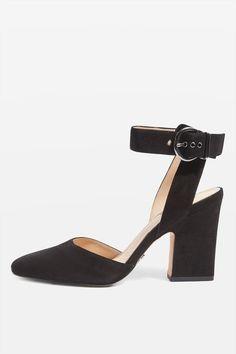 GRANDE Mary Jane Heeled Shoes