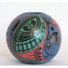 Cesar Navarrete Superb Mata Ortiz Pottery