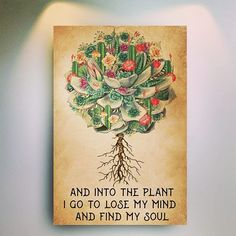 So true! Plants = Natures gifts = Gods love = Bliss photo credits to owner Book Display Shelf, Green Cactus, Kitchen Wall Stickers, Barn Wood Frames, Shadow Box Frames, Poster Pictures, Rustic Wall Decor, Lose My Mind, Cursed Child Book