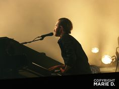 Tom Smith from Editors - Live from Rock Werchter (30 June 2012)