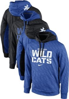 54b34666a65e Product  Nike University of Kentucky Therma-Fit Hooded Sweatshirt. Uk  Wildcats BasketballKentucky ...