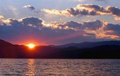Lake Jocassee, Salem, SC {above Lake Keowee} - one of my favorite places!
