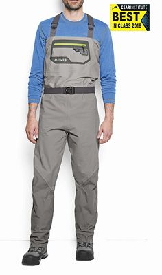 As Part Of The New Orvis Ultralight Wading System The Men S Ultralight Convertible Wader Is A Remarkably Versatile Innovat Fishing Waders Waders Mens Outfits