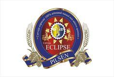 Cerveja Cerveja Eclipse, estilo Bohemian Pilsener, produzida por  Cervejaria Caseira, Brasil. 5.2% ABV de álcool.