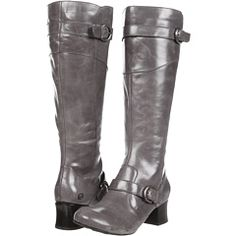 Born Aggie Boots in Charcoal Burnished