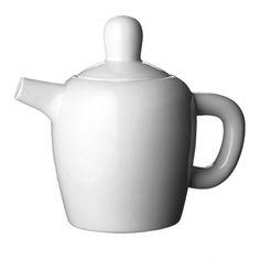 Bulky tea pot by Muuto