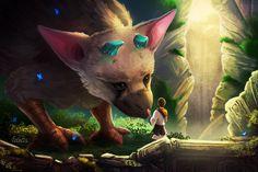 Trico - The Last Guardian by TsaoShin on DeviantArt