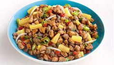 Chicken Sisig  Serving Size: 137g Amount per Service: Calories:  147g Fat: 7g Protein: 17g Carbohydrates:  3g